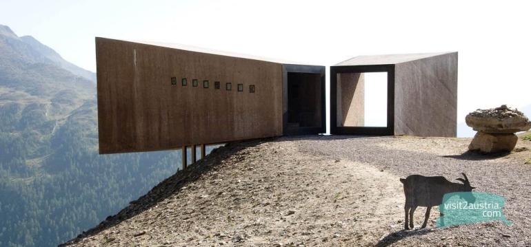 Музей на панорамное высокогорное шоссе Тиммельсйох
