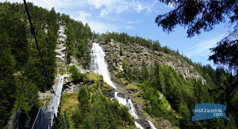 Водопад Штуйбенфаль