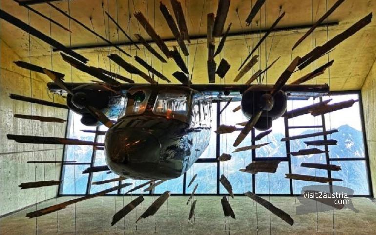 Интерактивный музей 007 Зельден