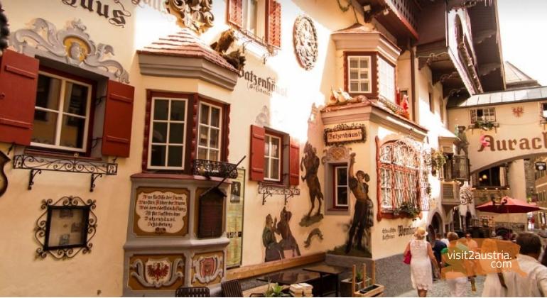 Куфштайн Австрия