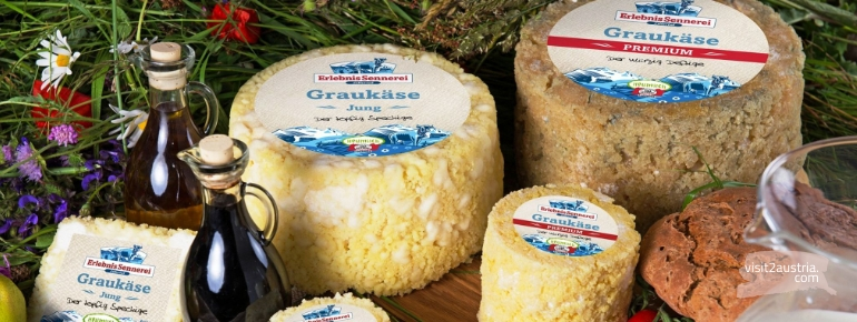 Сыр Австрии