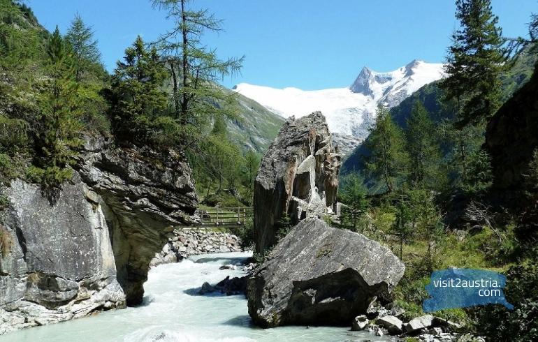 Хоэ Тауэрн - национальный парк Австрии
