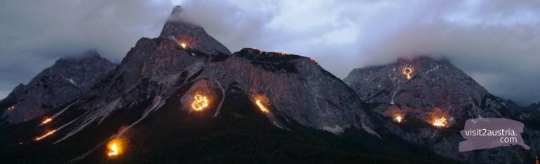 огонь Сердца Иисуса в Тироле