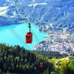 Тироль Австрия: Сваровски, горнолыжные курорты, отели и Аква дом