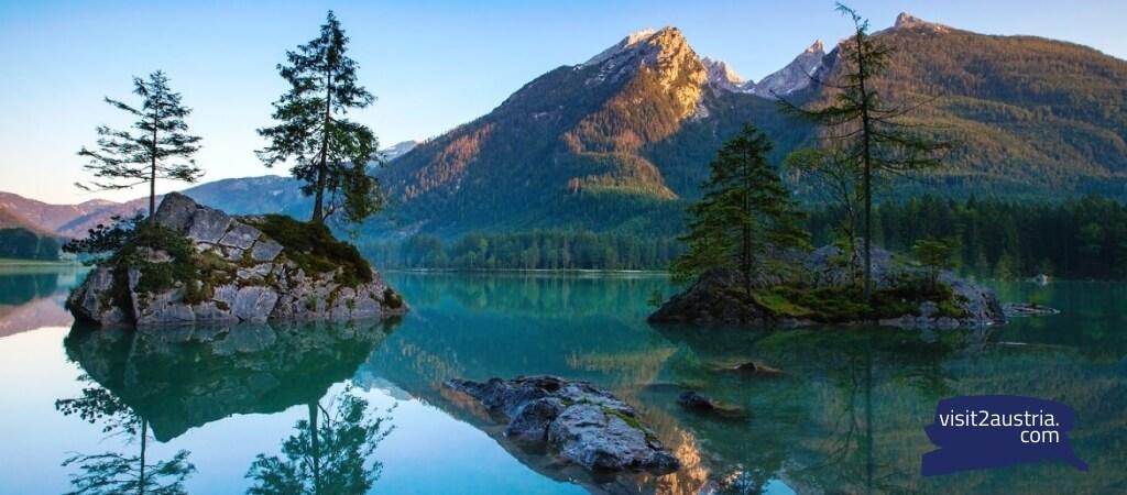 Озеро Хинтерзее (Hintersee)