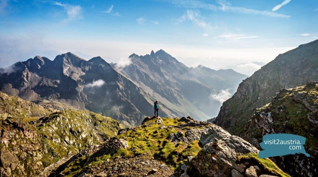 самые красивые места земли Зальцбург Австрия