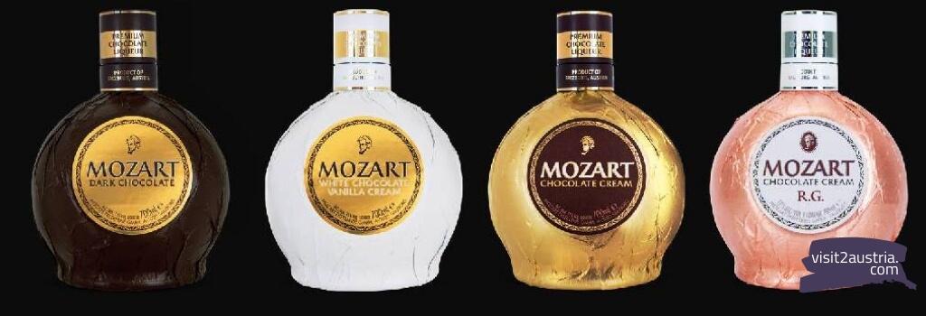 ликер Mozart Distillerie