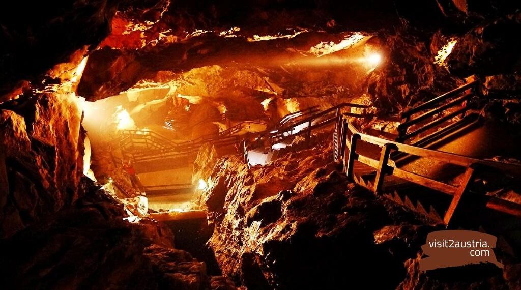 Пещера Лампрехтсофен