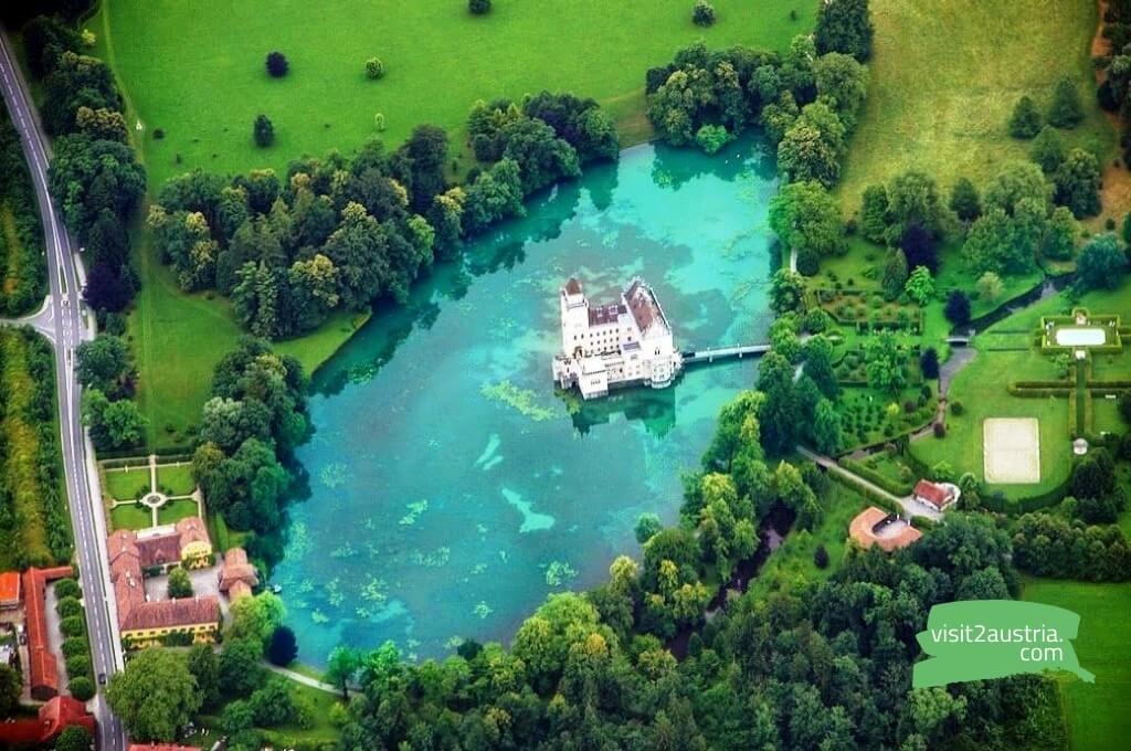 Замок Аниф в Зальцбурге